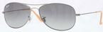 Ray Ban RB3362 Cockpit Matte Gunmetal with Gray Gradient Glass Lenses
