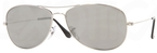 Ray Ban RB3362 Cockpit Silver with Grey Mirror Glass Lenses c003/40
