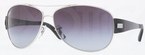 Ray Ban RB3467 Silver with Grey Gradient Lenses