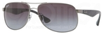 Ray Ban RB3502 Matte Gunmetal with Crystal Gray Gradient Lenses