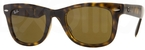 Ray Ban RB4105 Light Havana with Crystal Brown Lenses