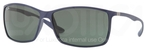 Ray Ban RB4179 Matte Blue with Green Lenses