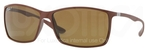 Ray Ban RB4179 Matte Brown with Polarized Brown Lenses