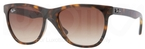 Ray Ban RB4184 Light Havana with Crystal Brown Gradient Lenses