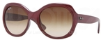 Ray Ban RB4191 Bordeaux with Brown Gradient Lenses