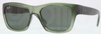 Ray Ban RB4194 Green Demi Gloss wih Green Lenses