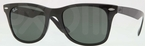Ray Ban RB4195 Black with Green Lenses