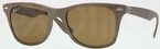 Ray Ban RB4195 Brown with Polarized Brown Lenses