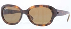 Ray Ban RB4198 Light Havana - Crystal Brown Polarized Lenses 710/57