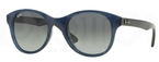 Ray Ban RB4203 Opaline Blue-Grey with Grey Gradient Lenses
