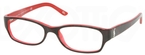 Ralph Lauren RL6058 Top Havana/Red