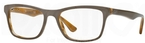 Ray Ban Glasses RX5279 Top Beige/Variegated Beige