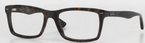 Ray Ban Glasses RX5287 Dark Havana
