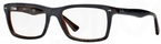 Ray Ban Glasses RX5287 Top Grey/Variegated Brown