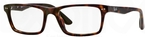 Ray Ban Glasses RX5288 Dark Havana