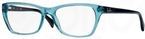 Ray Ban Glasses RX5298 Transparent Blue