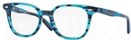 Ray Ban Glasses RX5299 Striped Blue