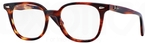 Ray Ban Glasses RX5299 Striped Havana