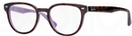 Ray Ban Glasses RX5311 Top Havana On Opal Violet