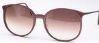 Revue Retro S155 Brown with Brown Gradient Lenses