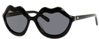Kate Spade Seanna Black with Dark Gray Lenses