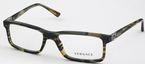 Versace VE3171 Striped Green