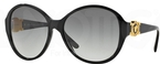 Versace VE4261 Black w/ Gray Gradient Lenses  GB1/11