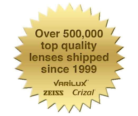 Top Quality Lenses since 1999